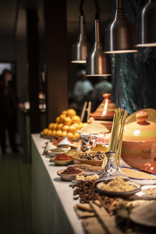 Ter Groene Poorte buffet